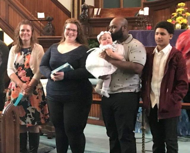 chalker baptism